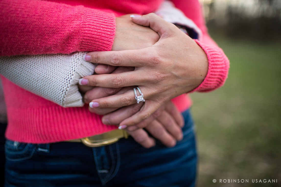 Crystal and Curtis - Engagement Session in Littleton, Colorado